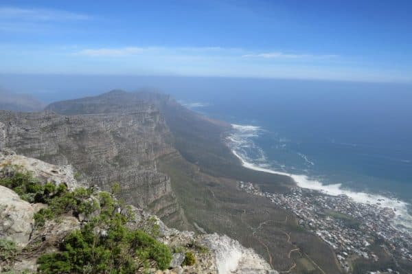 The natural beauty to see during 2 weeks in South Africa.