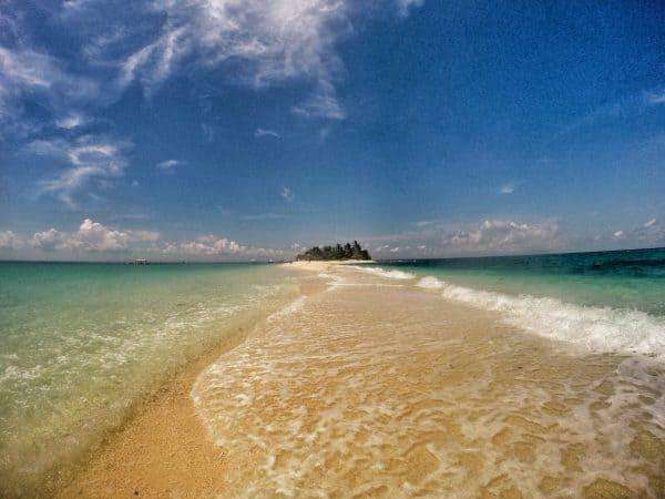 Kalanggaman Island, Leyte Sandbar