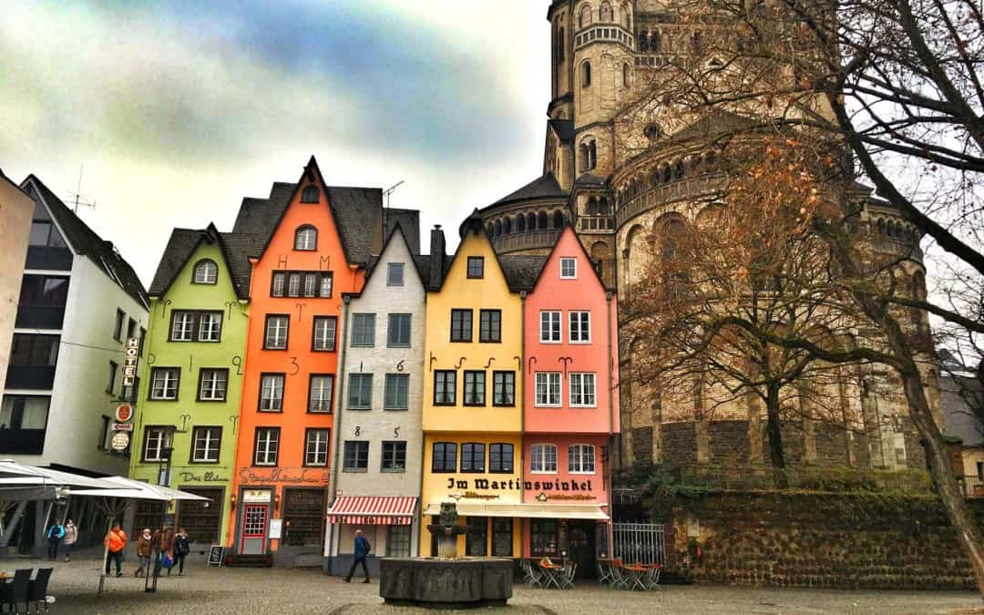 One Day in Cologne, Germany for Less Than 10€
