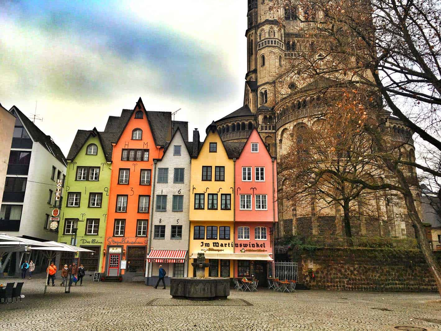 one day in cologne germany for less than 10 what to see in cologne