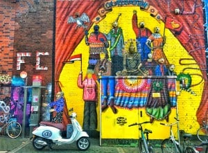 Cologne street art
