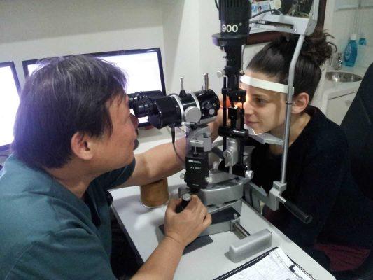 Getting Laser Eye Surgery in South Korea (LASEK)