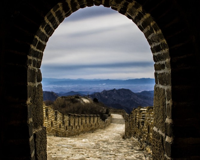 The Great Wall Of China Without Crowds Or A Tour Tips