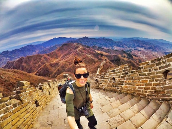traveling solo around the world as a woman