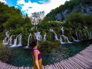 One-Week Road Trip Croatia Itinerary, 7 days in croatia, one week croatia, croatia itinerary for 7 days, plitvice