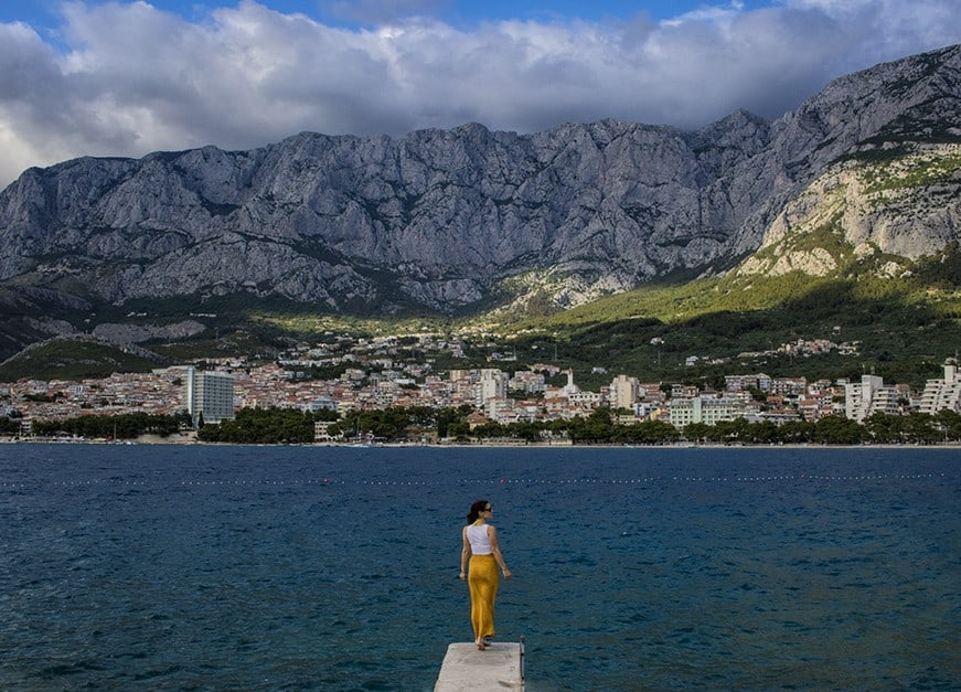 One-Week Road Trip Croatia Itinerary, 7 days in croatia, one week croatia, croatia itinerary for 7 days, makarska croatia