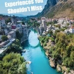 bosnia itinerary, places to go in bosnia, where to go in bosnia, bosnia things to do.