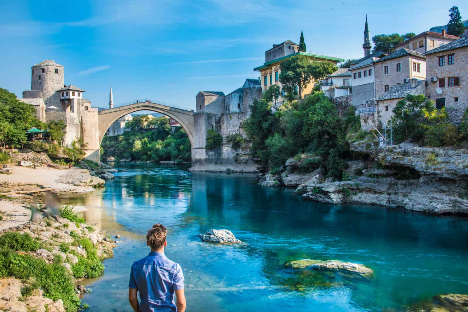 Amazing places to visit in Bosnia.