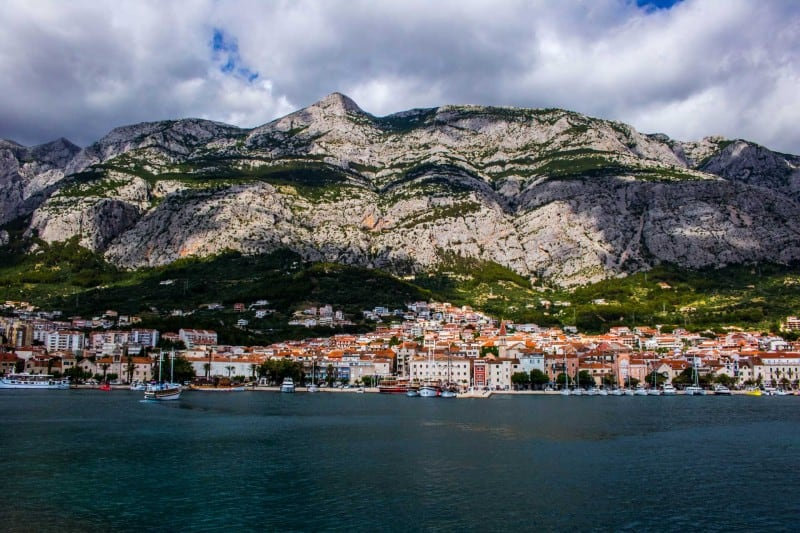 things to do in Split and Omis, while road tripping Croatia.