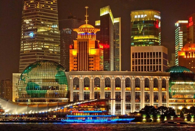 Pudong is a must see in Shanghai in 4 days.