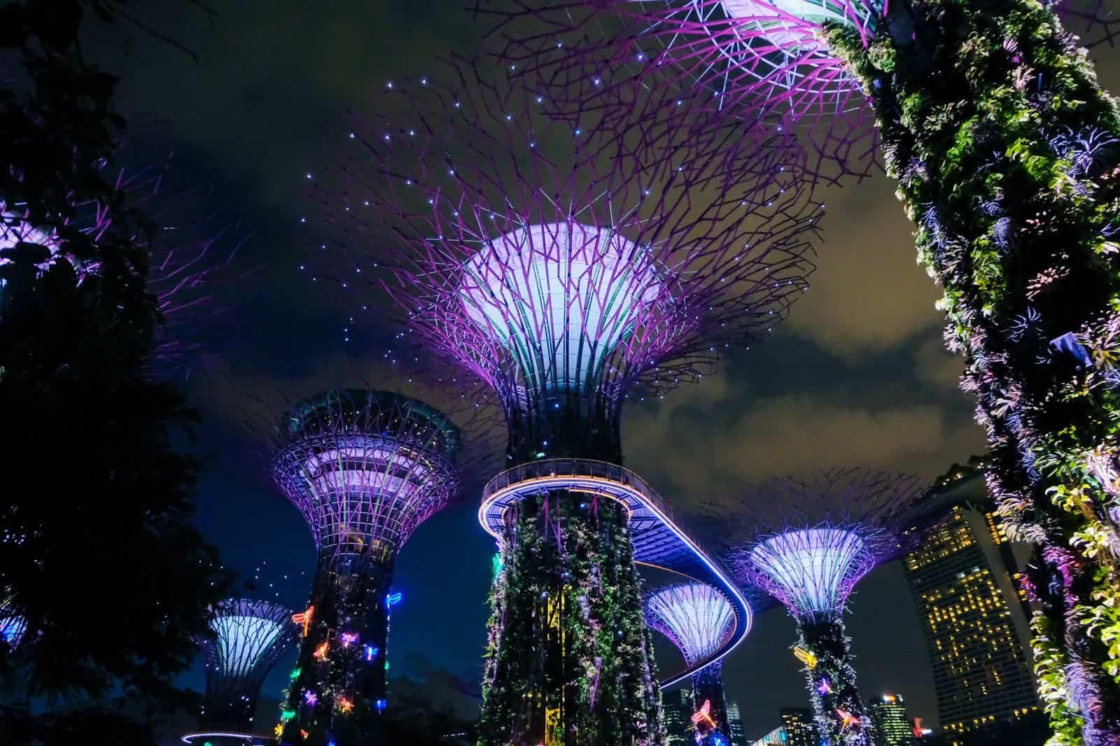 Singapore itinerary