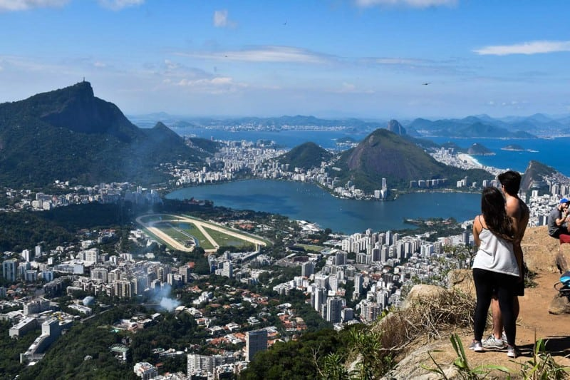 Vidigal hiking is the top most activity to enjoy during 3 days in Rio De Janeiro.