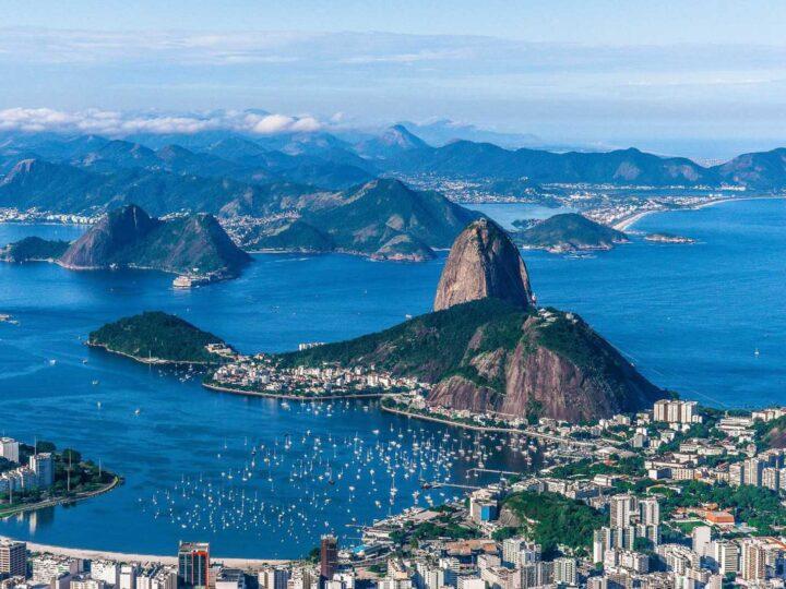 3 Days in Rio de Janeiro Itinerary.