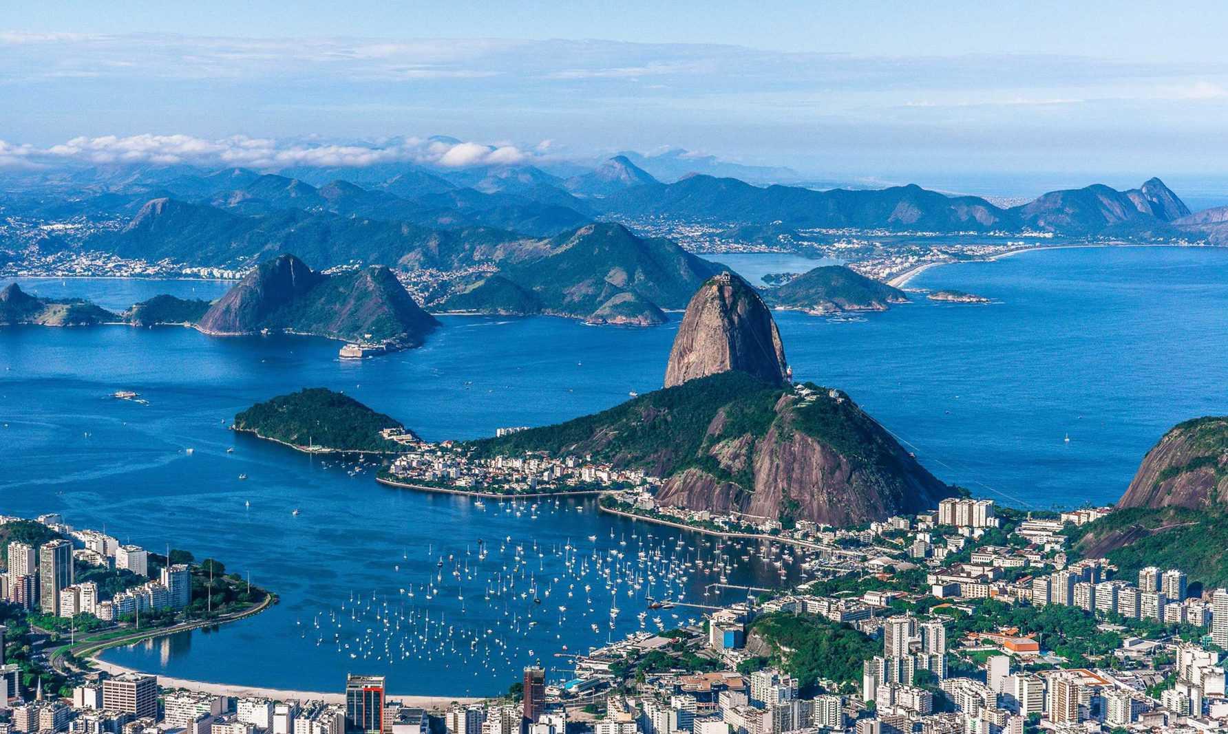 Rio De Janeiro Patsas