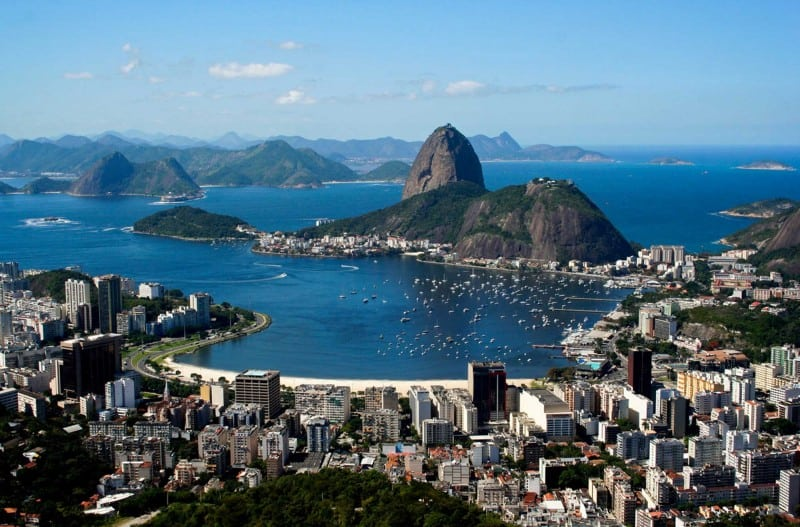 A beautiful destination to see during your 3 days in Rio.
