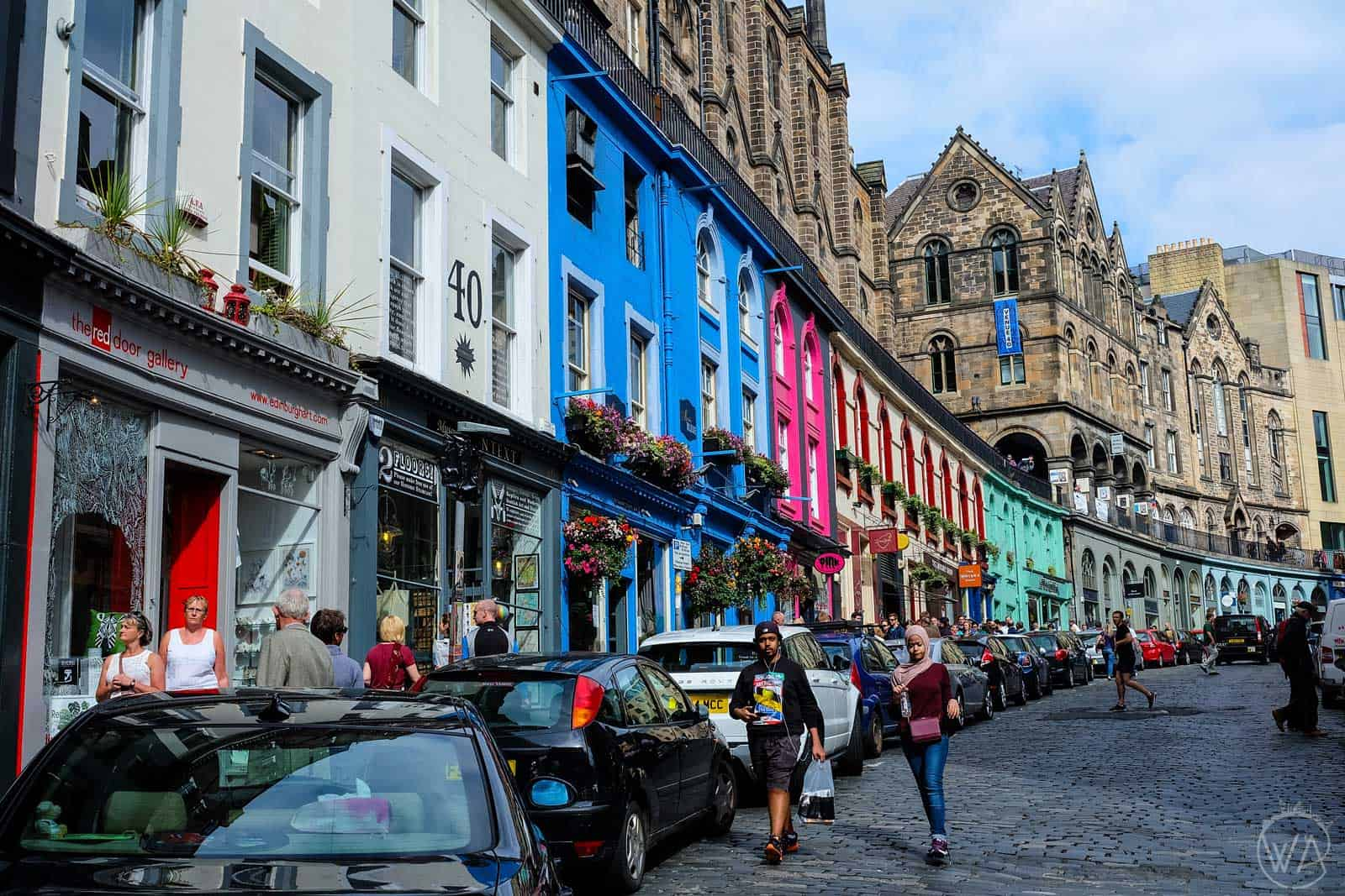 What to see in 3 Days in Edinburgh