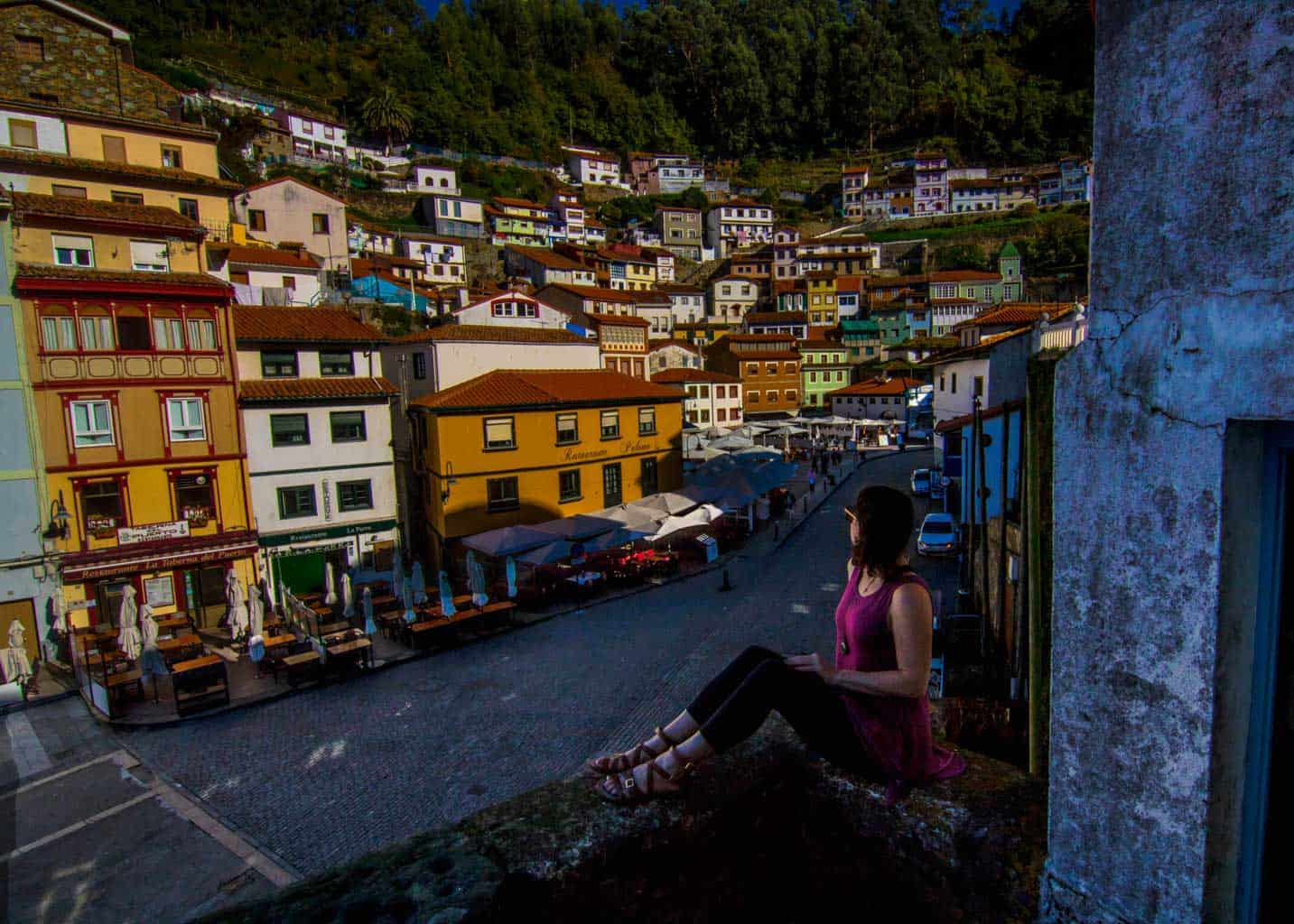 Cudillero asturias should be on your northern spain itinerary