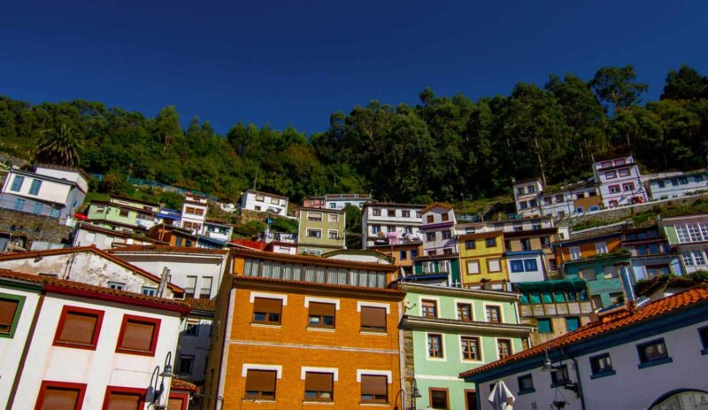Thing to do in Asturias while you have 7 days in Spain—visit Cudillero!