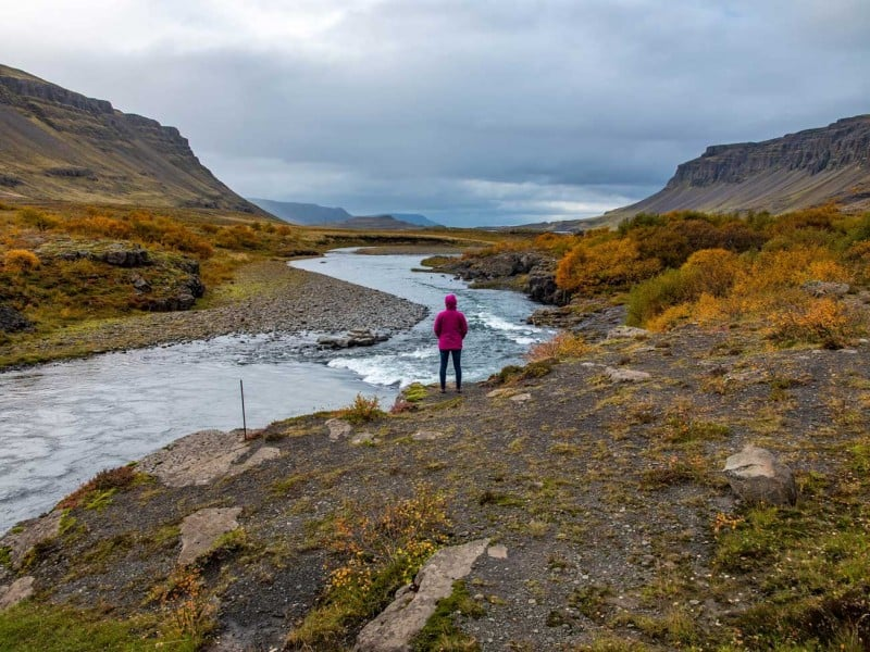 iceland itinerary campervan trip