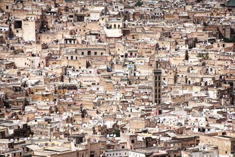 Fes is a must during your 5 days in Morocco.