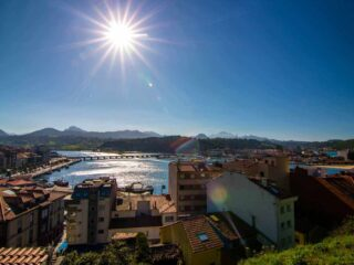 Ribadesella asturias is a nice spot to visit in northern spain