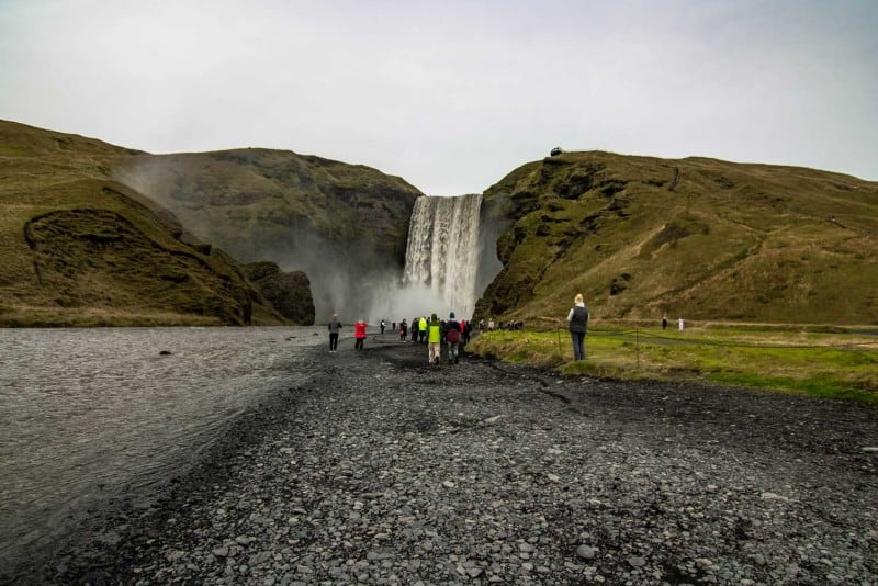 iceland itinerary for one week