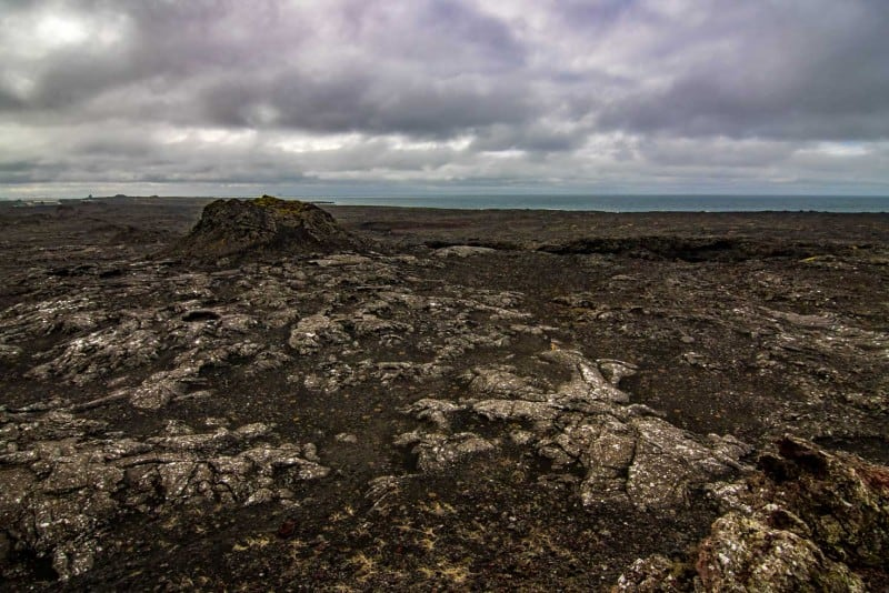 craters on my iceland itinerary