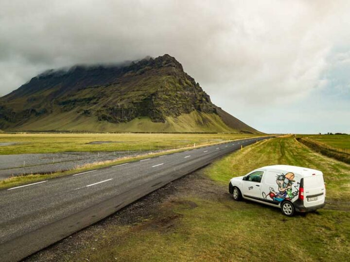 Driving in Iceland: Tips, Finding a Cheap Campervan, and Campsites