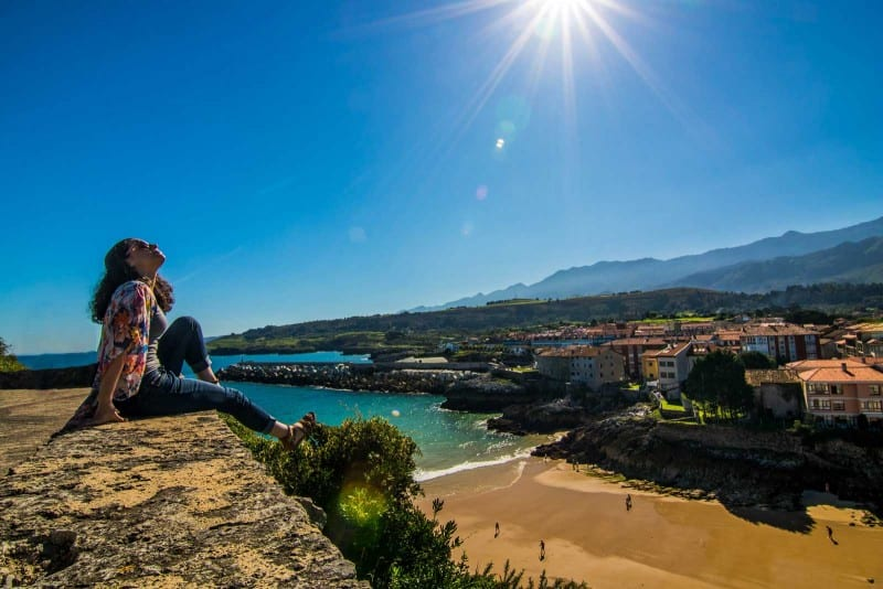 llanes asturias is a nice spot to visit in northern spain itinerary