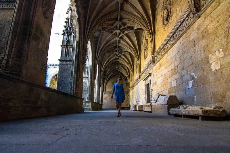 visit galicia Santiago de Compostela Cathedral