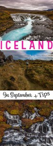 iceland in september and iceland tips