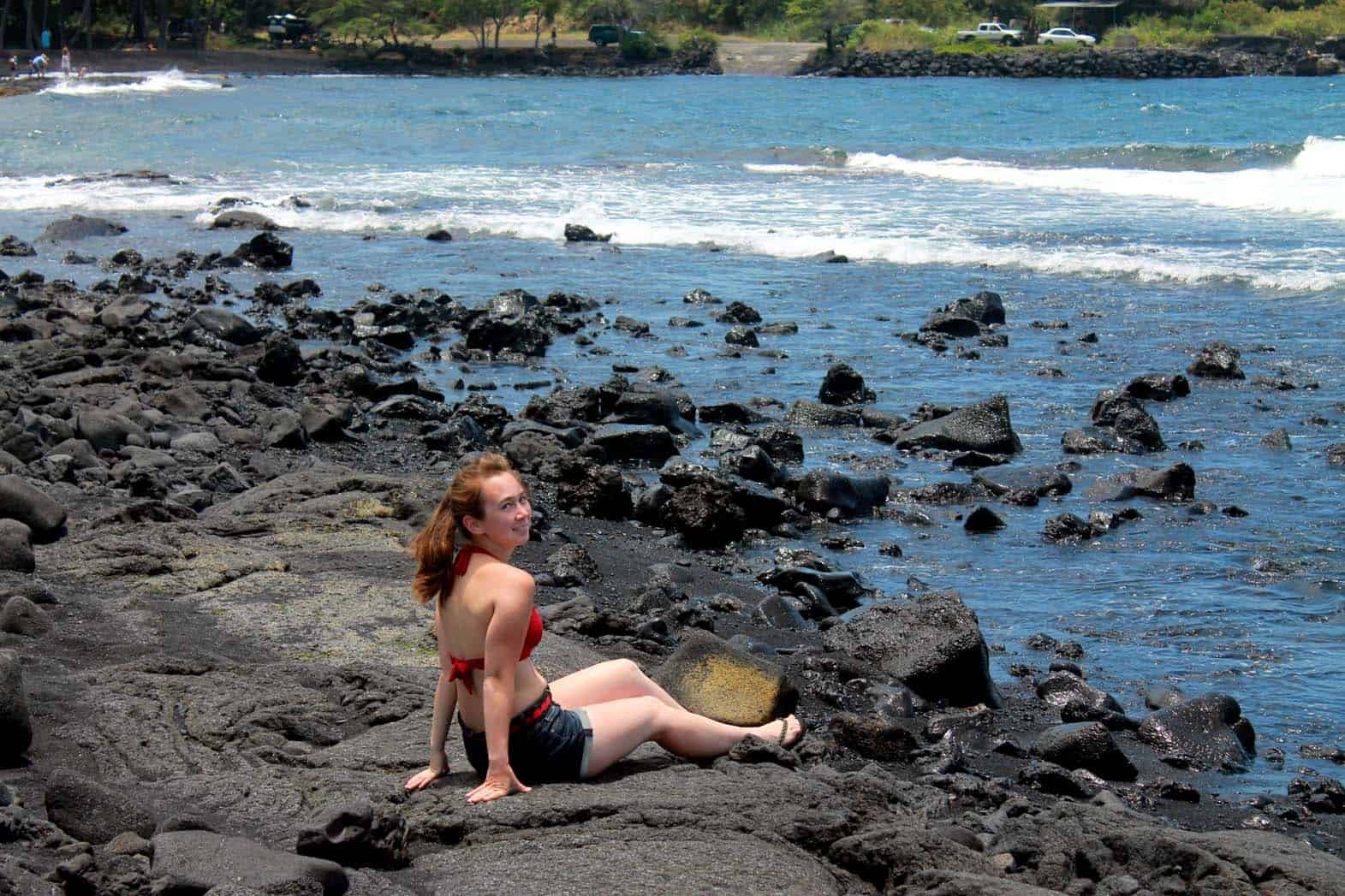 Punaluu Beach is the best thing to see during your first trip to Hawaii