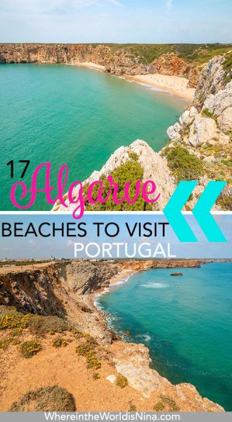 Best Beaches in the Algarve: 17 Algarve Beaches Worth Visiting (Portugal)