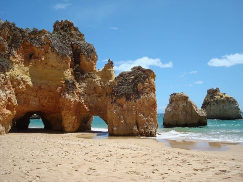 Algarve beaches are to die for!