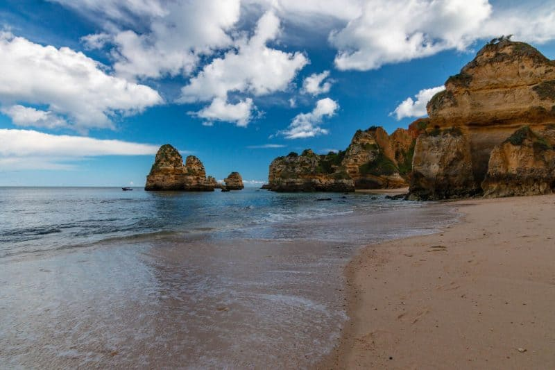 Camilo Algarve beach