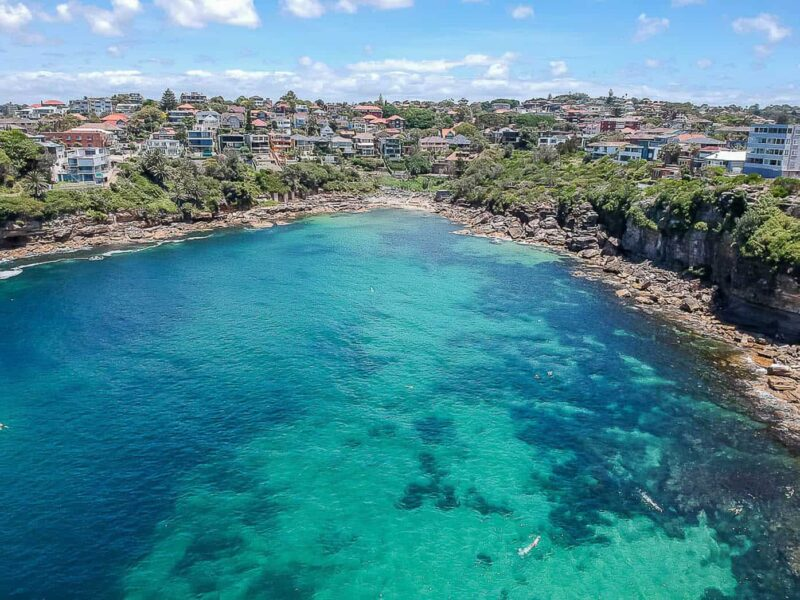 Bondi to Coogee coastal walk is one of the best things to do in Sydney