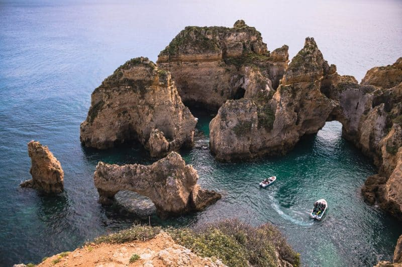 LOVE Lagos, it's a must when figuring out what to do in the Algarve