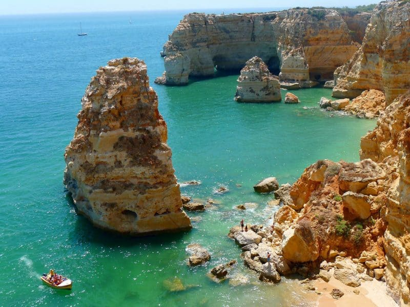 You have to hike while on your Algarve itinerary!