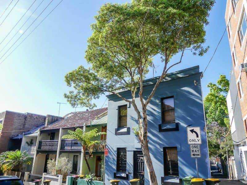 Surry Hills in Sydney is for art lovers