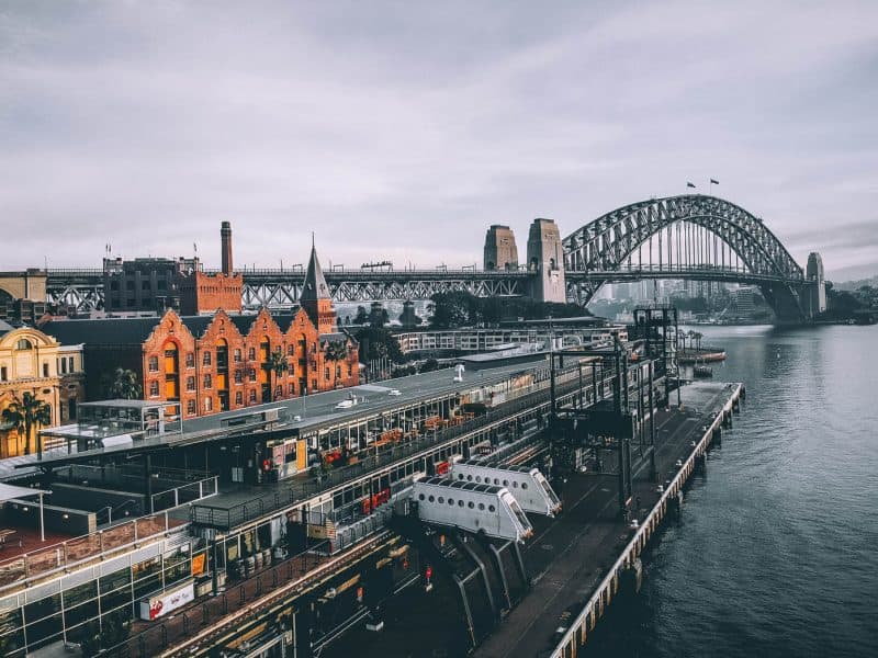 Getting a view of that famous sydney bridge on your 7 days in sydney