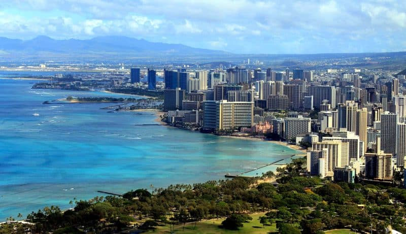 Hawaii itinerary is incomplete without the breathtaking views of Hawaii