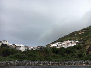 Watch this beautiful village in corvo itinerary
