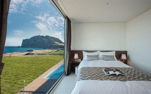 Experience The Luxury of Cloud Healing Hotel in jeju