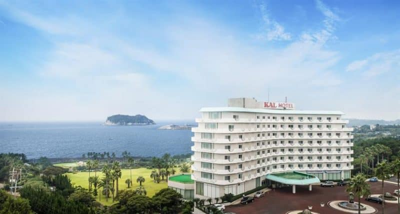 confuse where to stay in jeju try KAL hotel