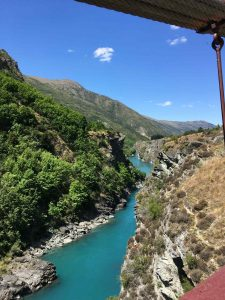 Include bungy jumping in your Queenstown itinerary