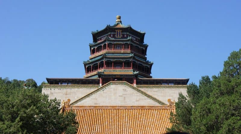 Spend a day at summer palace during your 10 days in China