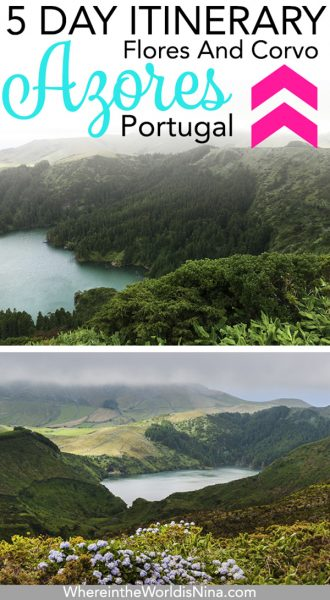 5 days in the Azores