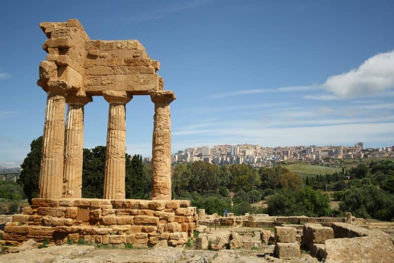 Agrigento is a must visit during your Sicily itinerary.