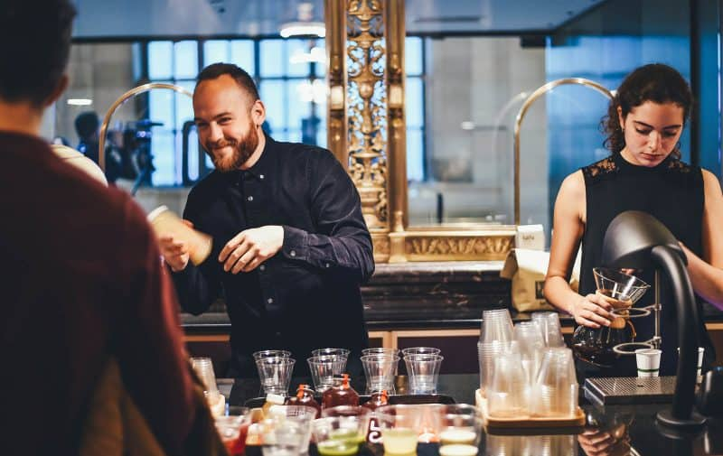 You can save so much money in Australia by being a bartender.