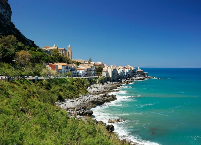 Include Cefalu during your Sicily itinerary 7 days.